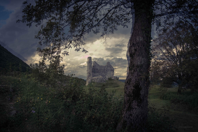 Ruine des chaumont