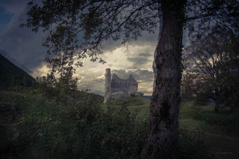 Ruines de Chaumont