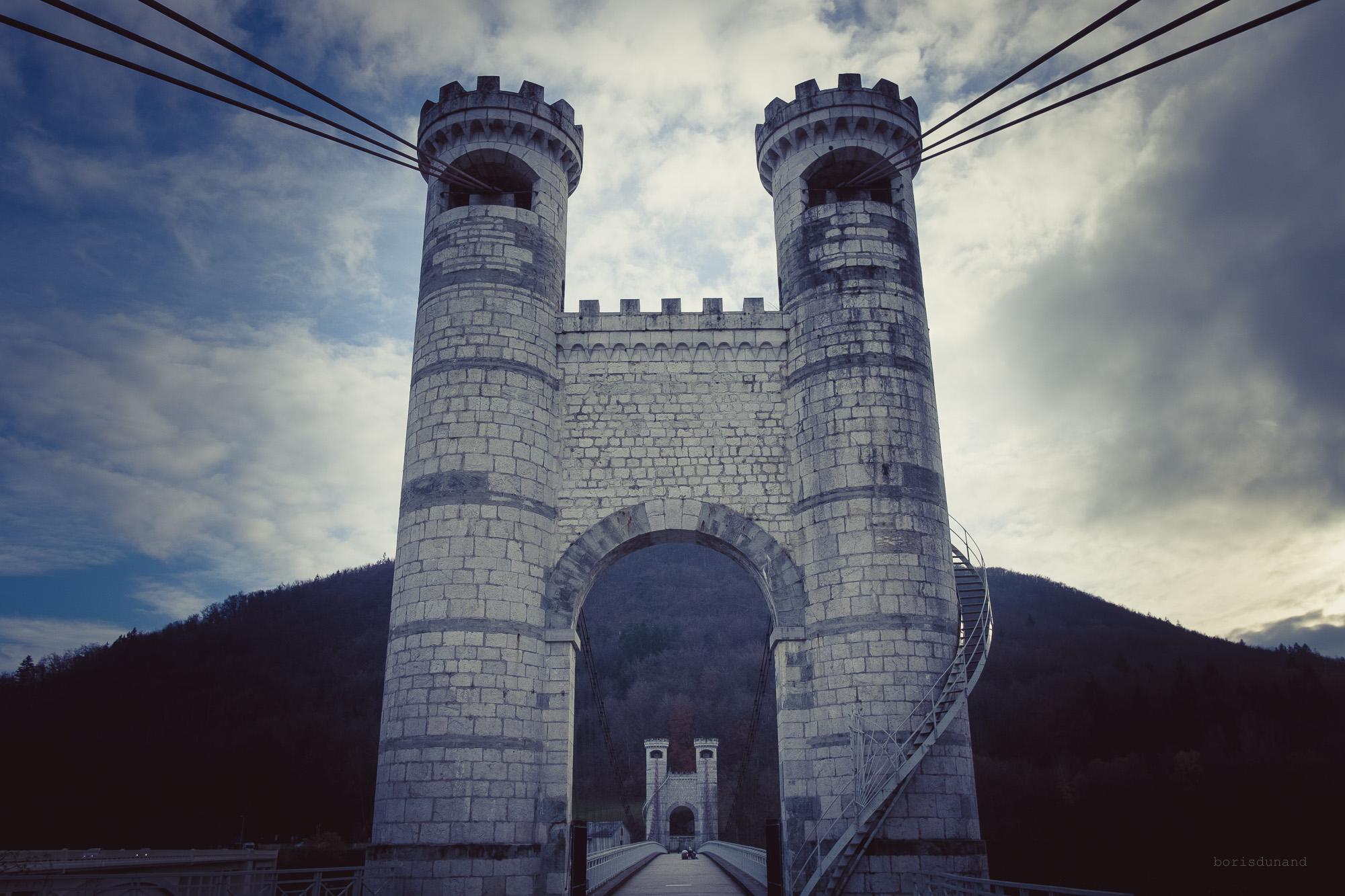 pont de la caille annecy