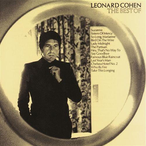 leonard cohen best of album