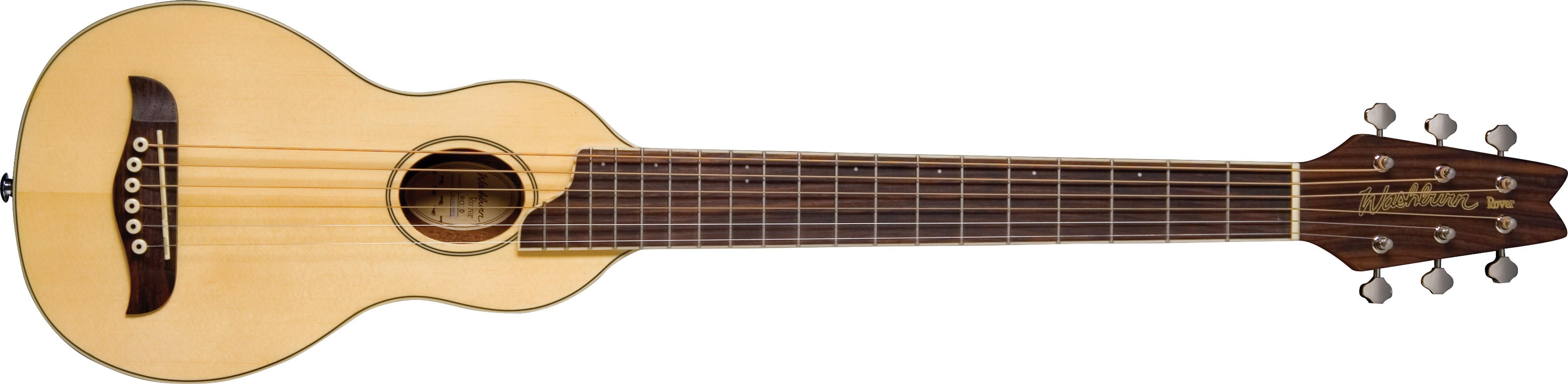 guitare de voyage Washburn rover RO10