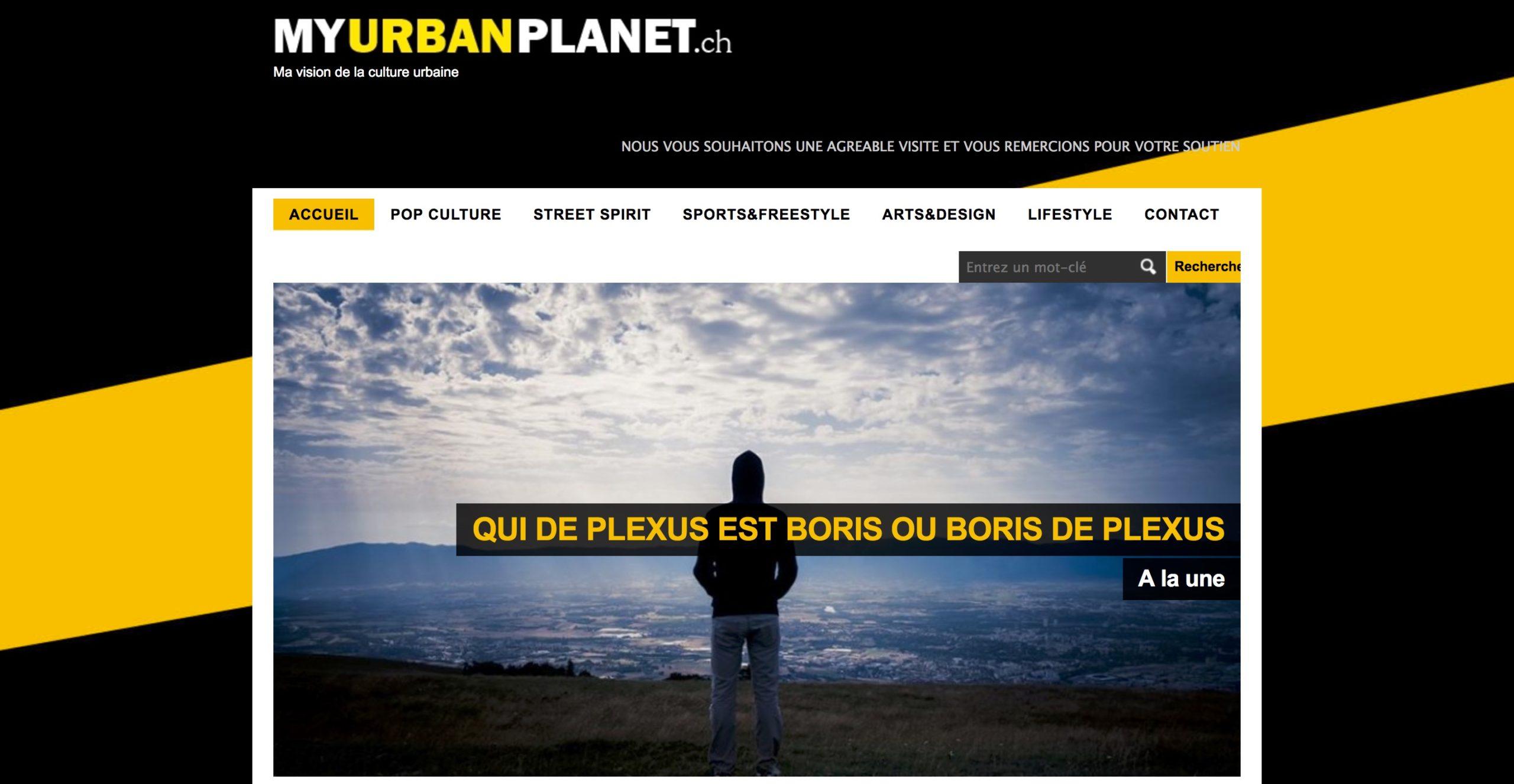 my urban planet